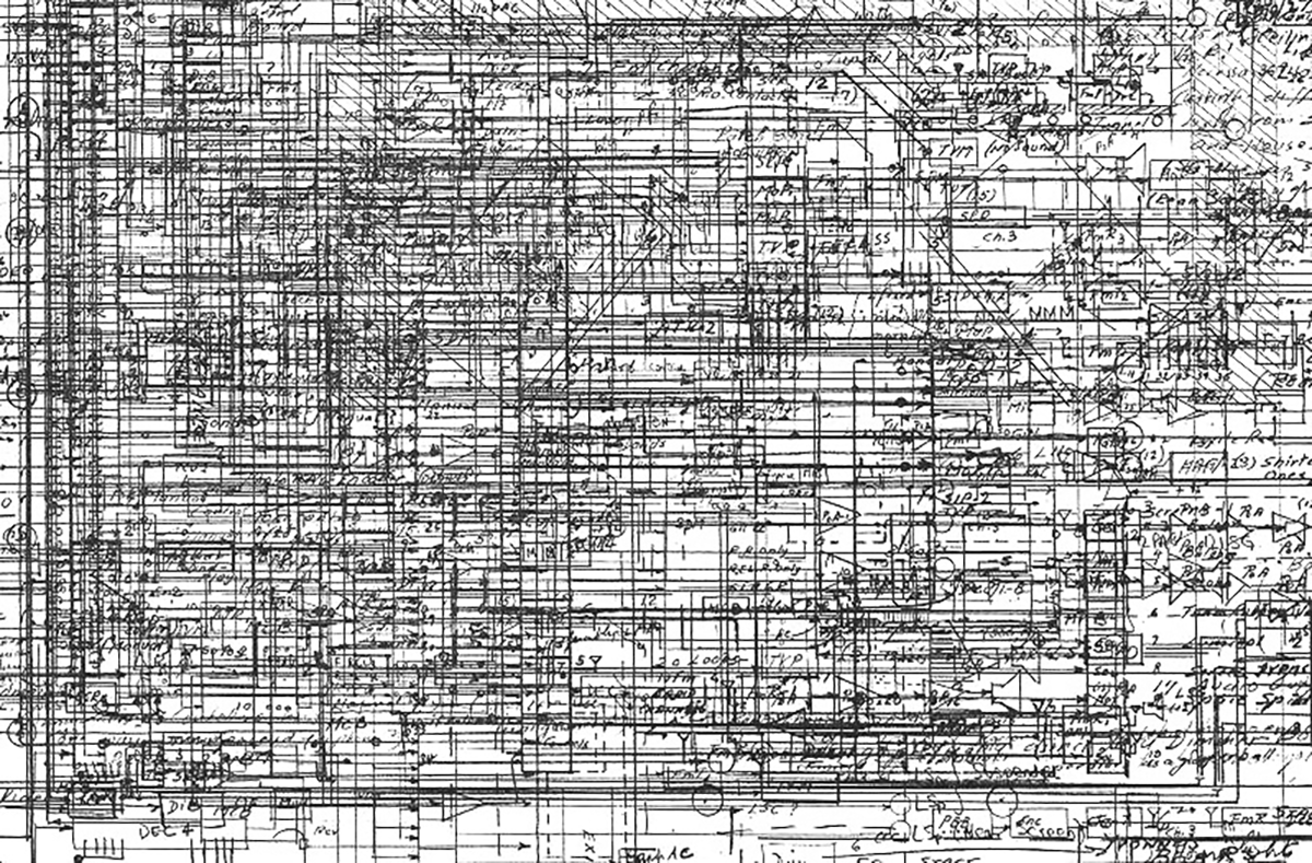 Circuit Scores: Electronics After David Tudor · Avant.org